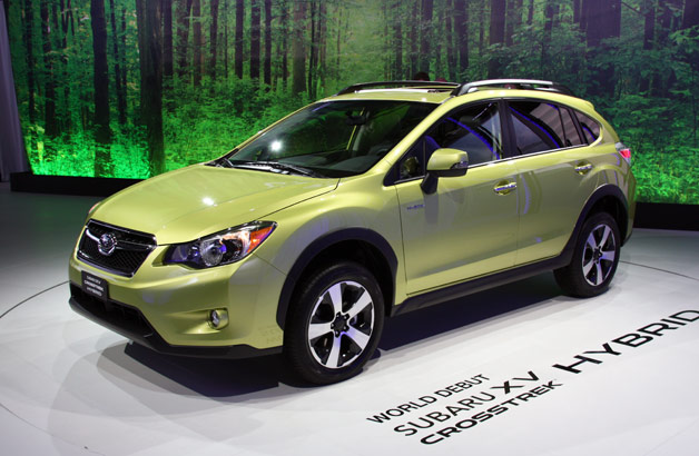 Subaru XV Crosstrek